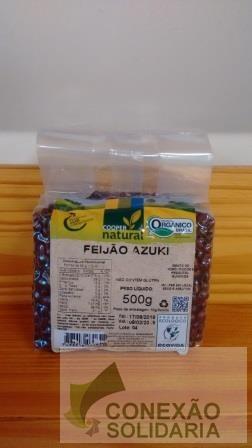 feijão azuki 500 g c