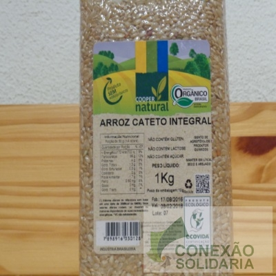 arroz cateto integra